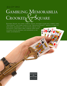 Gambling Memorabilia Auction