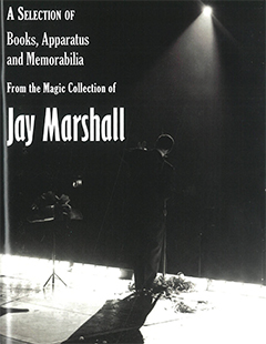 The Magic Collection of Jay Marshall
