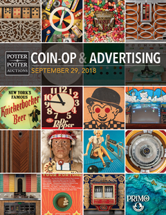 Coin-Op & Advertising Auction