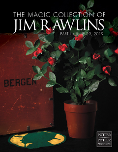The Magic Collection of Jim Rawlins • Part II