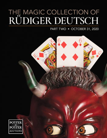 The Magic Collection of Rüdiger Deutsch • Part II