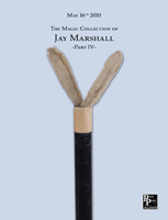 The Collection of Jay Marshall Part IV
