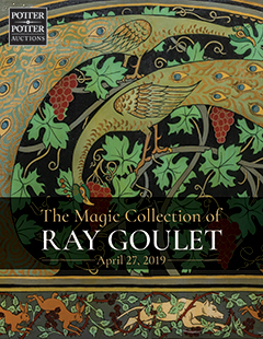The Magic Collection of Ray Goulet