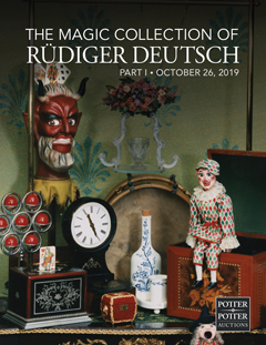 The Magic Collection of Rüdiger Deutsch
