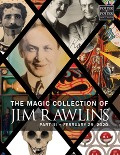 The Magic Collection of Jim Rawlins • III