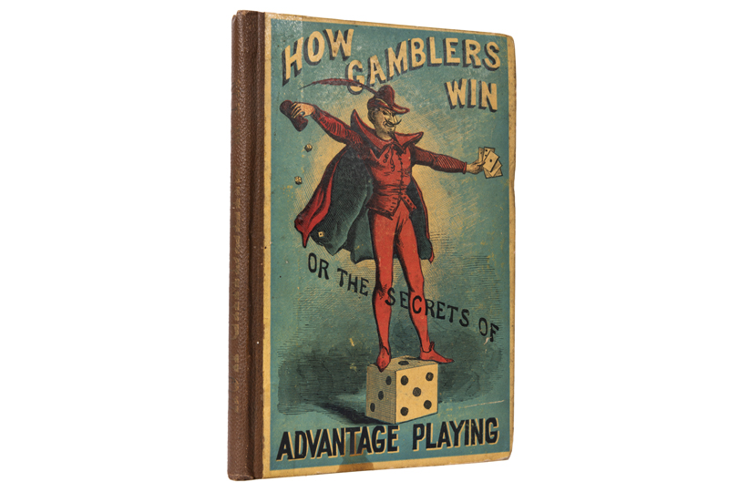 How Gamblers Win. 1868